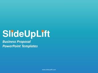 Business Proposal PowerPoint Templates | Business Proposal PPT Slide Designs | SlideUpLift