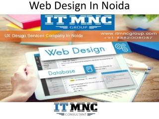 Web design in noida itmnc group