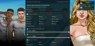 Love Island The Game Hack Online Generator 2019