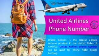Book Your Seat at Low Cost - Call United Airlines Phone Number