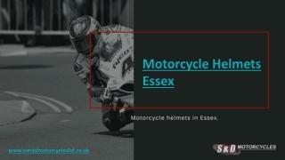 Motorcycle Helmets Essex