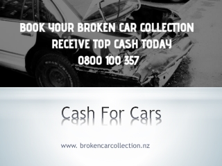 Broken Car Collection