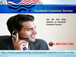 Fed Up Unusual Notification Issues at Facebook Customer Service Phone Number 1-833-554-7444