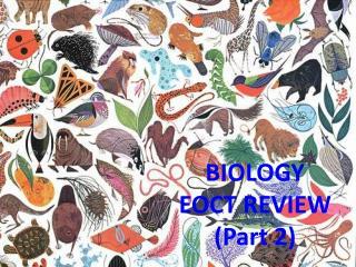 BIOLOGY EOCT REVIEW (Part 2)
