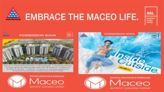 Anant Raj Maceo Residential Apartments in Gurgaon Sector 91