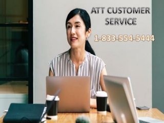 Join ATT Customer Service to know about payment 1-833-554-5444