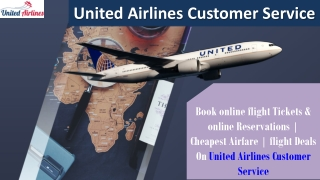 Get Instant Help with United Airlines Customer Service Toll-Free Number