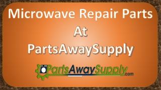 Microwave Repair Parts