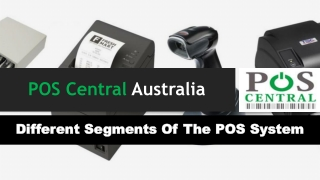 Analyse The Different Segments Of The POS System In Your Organization