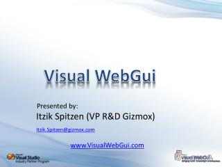 Visual WebGui