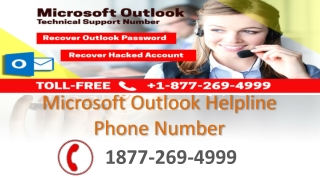 How do I log Into my Outlook Email Account?   Outlook Technical Support 1877-269-4999