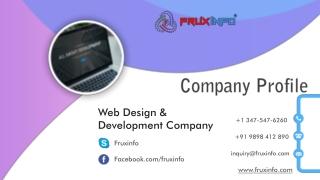 Fruxinfo Pvt Ltd