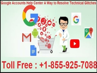 Google Accounts Help Center A Way to Resolve Technical Glitches