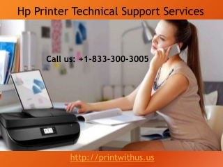 hp printer technical support Services