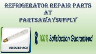 Refrigerator Repair Parts