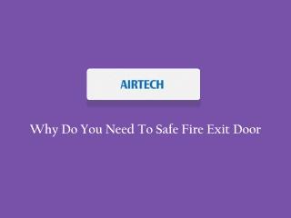 Fire Rated Door Manufacturer
