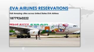 Visit Amazing cities across United States EVA Airlines