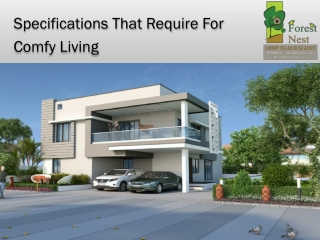new villa projects in hyderabad | New Villa Projects in Srisailam Highway