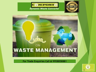 Compost machine, Compost machine manufacturers