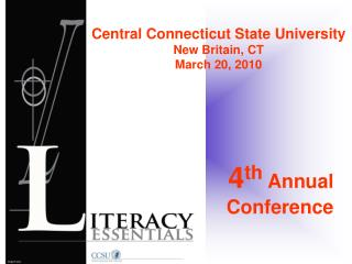 4 th  Annual Conference
