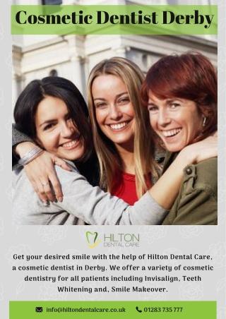 Cosmetic Dentist Derby