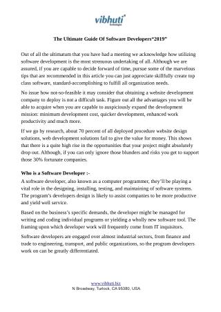 The Importance of Hiring a Custom Software Development Company