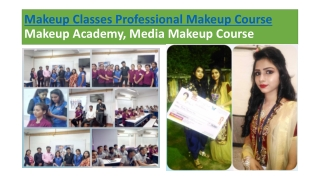 VLCC institute Advance Diploma in Cosmetic Makeup