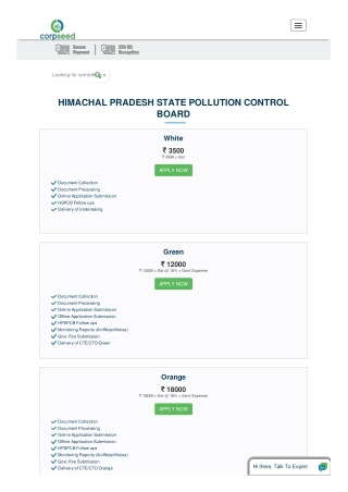 Himachal Pradesh State Pollution Control Board
