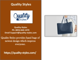 Quality-Styles Top Quality Bags