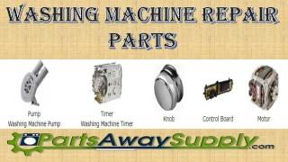 Washing Machine Repair Parts