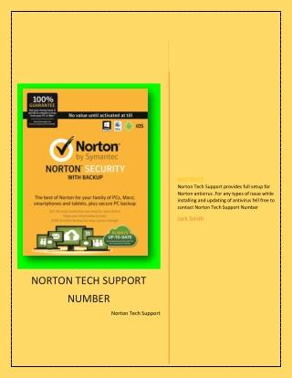 Norton Antivirus Issue Resolve Quickly
