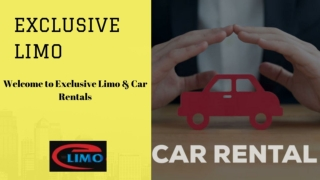 Corporate Car Rental