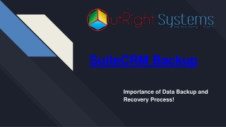 Best Backup Tool MySQL and Suitecrm Automatic Backup