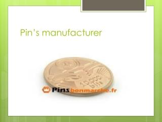 pin's Free shipping