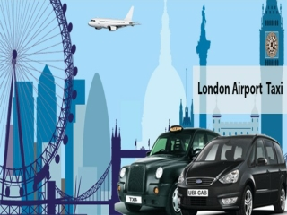 Need For Choosing Gatwick Airport Taxi in London
