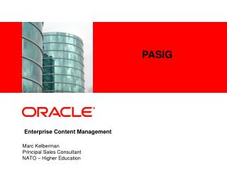 Enterprise Content Management