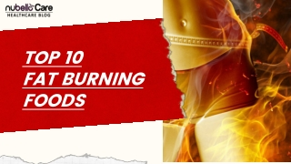 Top 10 most fat burning foods to consume daily