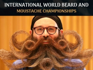 2019 International World Beard and Moustache Championships