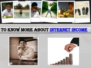 Internet Income