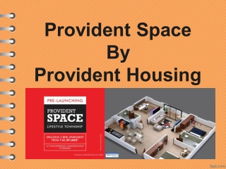 Provident Space