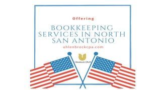 Know About Bookkeeping Services in North San Antonio