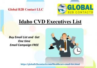 Idaho CVD Executives List