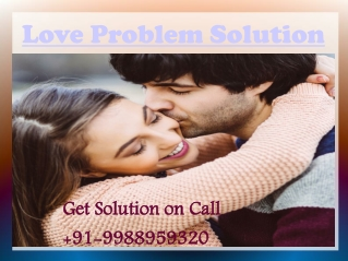 Love problem Solution by Muslim Astrologer