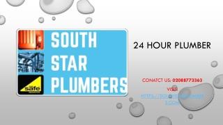 24 hour plumber - Southstar Plumbers
