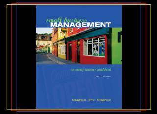 Risk Management, Insurance, And Crime Prevention