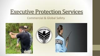 Executive Protective Services