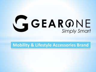 Buy Usb Cable at best price in India | GearOne