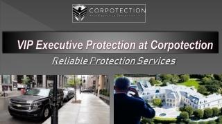VIP Executive Protection