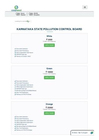 Karnataka State Pollution Control Board