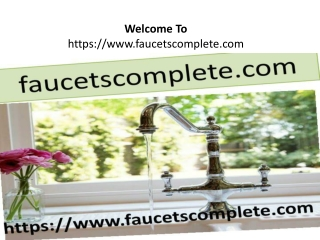 Bathroom Sink Faucets at Great Prices | faucetscomplete
